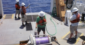 Ocean Dredged Material Disposal Site Monitoring (ODMDS) – South Oahu and Hilo ODMDS, Hawaii