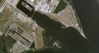 U.S. Marine Corps Terminal Blount Island Collection and Analysis of Pre-Dredged Sediment (Duval County, Florida)