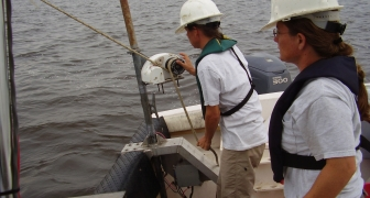 Evaluation of Dredged Material for Georgetown Harbor, South Carolina
