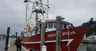 Umpqua ODMDSs and Siuslaw ODMDSs Monitoring Surveys, OR